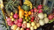 Fresh fruit in Laos