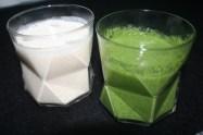 Milkshake Banana & Spinach