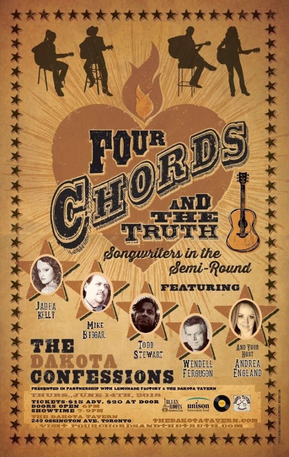 061418 Four Chords And The Truth 13th Dakota Confessions Four