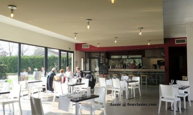 Le restaurant la Table de la Chèze, ou se régaler autour de Bordeaux