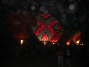 Taos, NM Balloon Rally