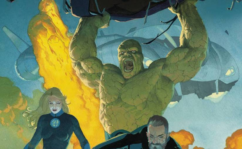 The Fantastic Four Return!