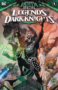 DC - Dark Nights Death Metal Legends Dark Knights #1