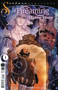 DC - Dreaming Waking Hours #1