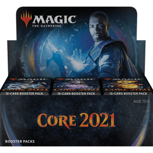 MTG Core 2021 Booster Box