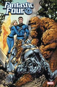 Marvel - Fantastic Four Antithesis #1