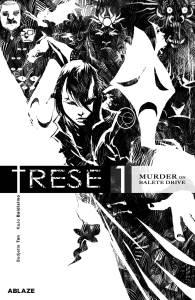 Ablaze - Trese GN Vol 1 Murder on Balete Drive