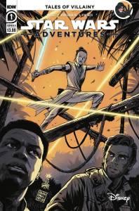 IDW Comics - Star Wars Adventures #1 (2020)