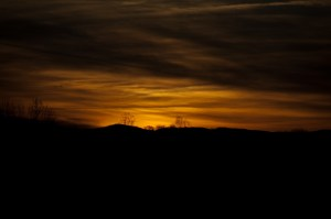 New Year Sunset-1