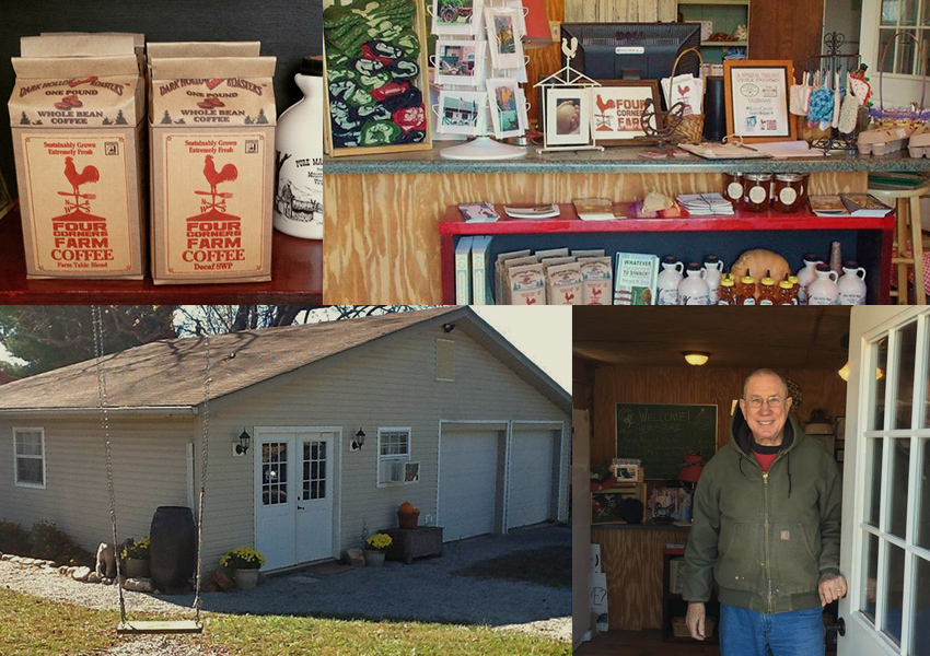 Four Corners Farm - farm store!
