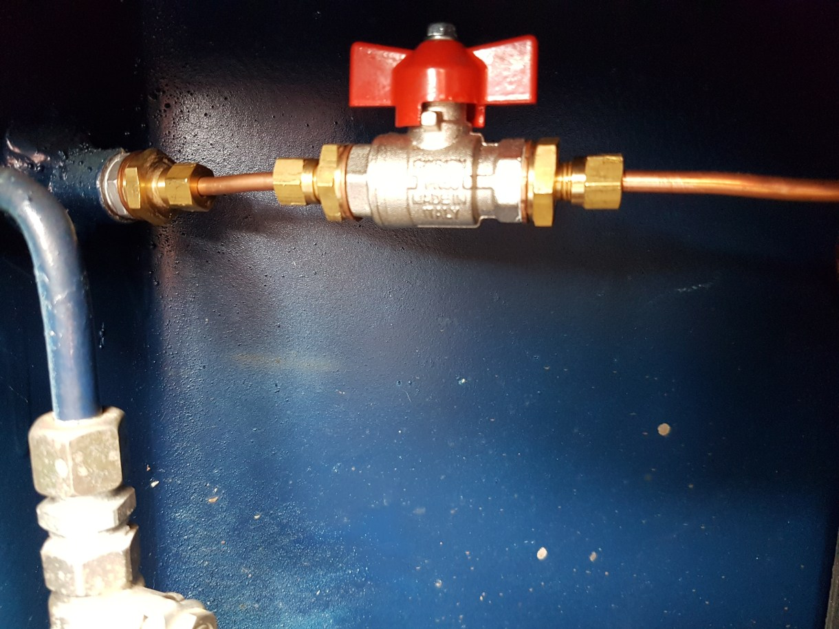 Heating Installations - Four Counties Marine Services