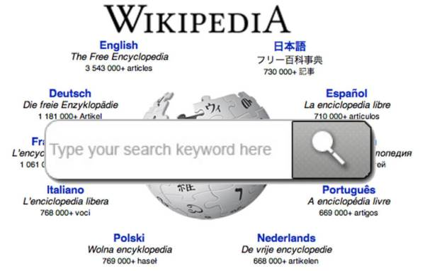 Wikipedias Search Engine Will Not Rival Google Four Dots