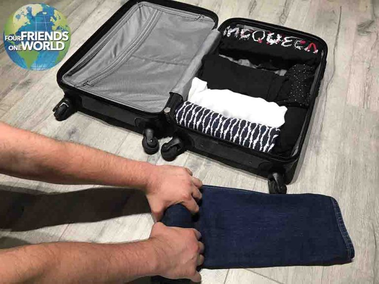 Packing Tips Hand Rolling