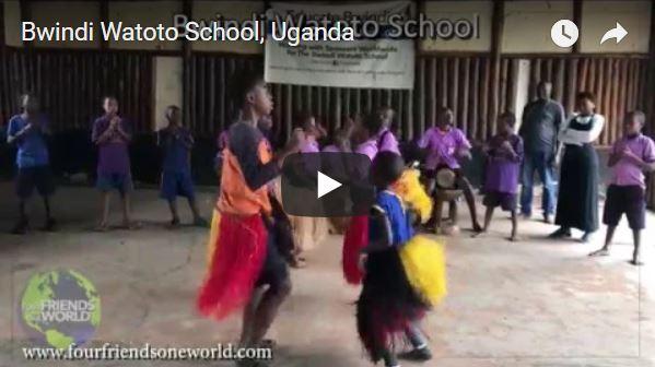 Bwindi Watoto School, Uganda