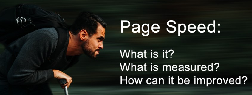 Page speed: what is it, what is measured and how can it be improved?