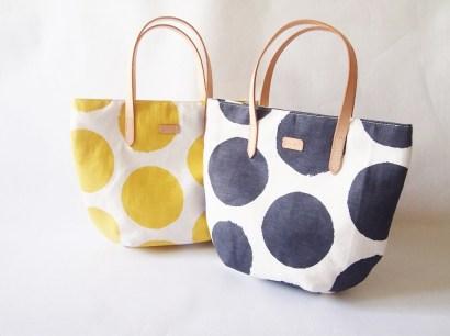 Spots yellow & Spots grey