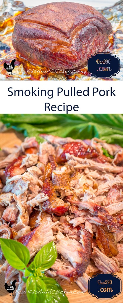 Smoked Pulled Pork Recipe for the Grill