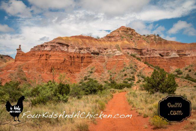 capitol peak palo duro canyon