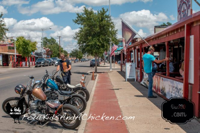 biker bar on route 66
