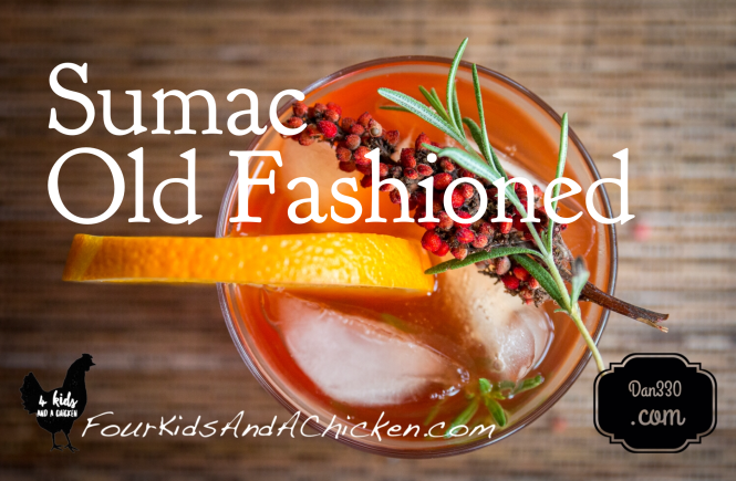 sumac old fashioned recipe