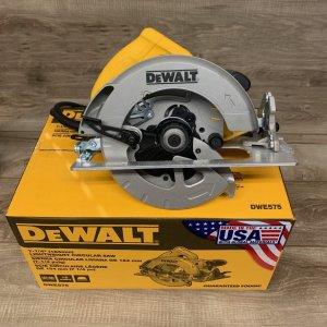 """DeWalt 15amp 7-1/4"""" Circular saw - DWE575"""