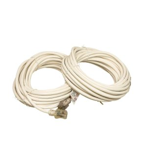 12 gauge White SJTW extension cord