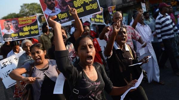 Sri Lanka 'criminalising dissent', says Amnesty – Channel ...