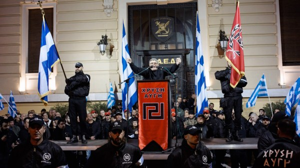 Golden Dawn leader and MPs arrested – Channel 4 News