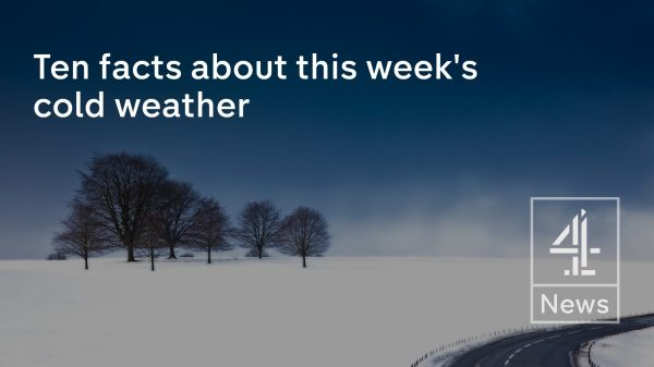 Ten facts about this week's cold weather – Liam Dutton ...
