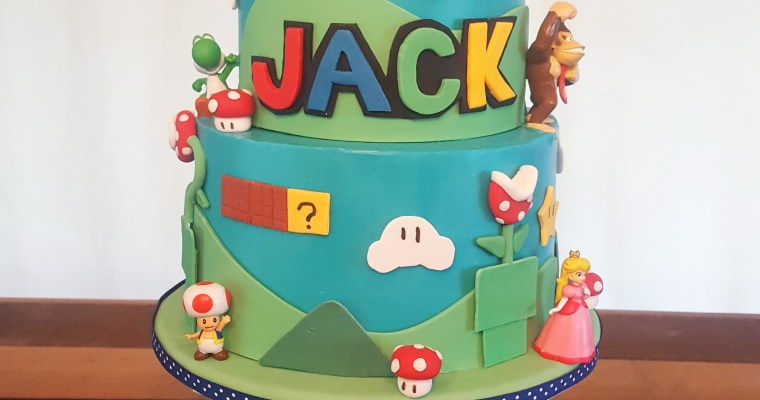 Jack's 6th Birthday