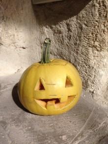 our jack-o-lantern