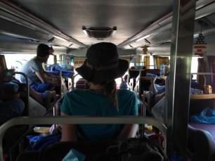 sleeper bus!