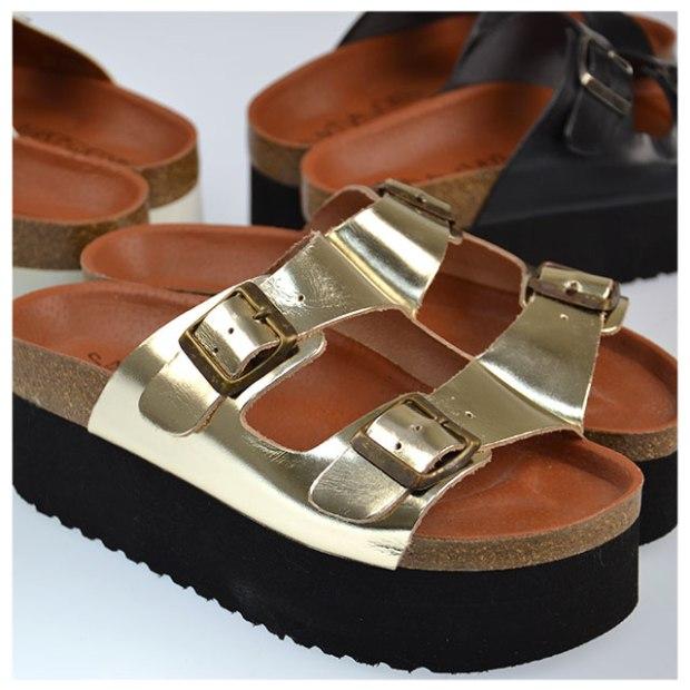 sixtyseven_indigo_gold_sandal
