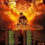 12th Planet tour dates 2016