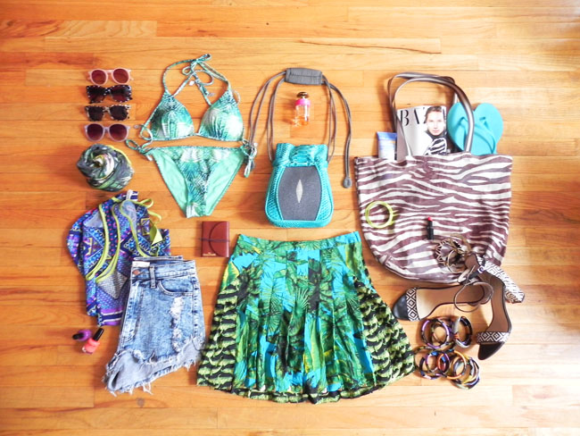what to bring what to wear miami music week