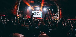 Panic in L.A.!