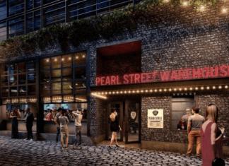 Pearl Street Warehouse artist rendering
