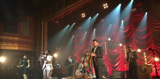 Past Dallas Observer Music Awards honoree and Fort Worth native Leon Bridges