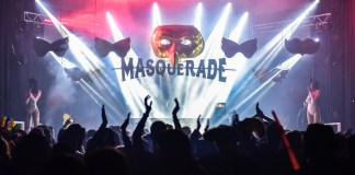 claptone halloween masquerade