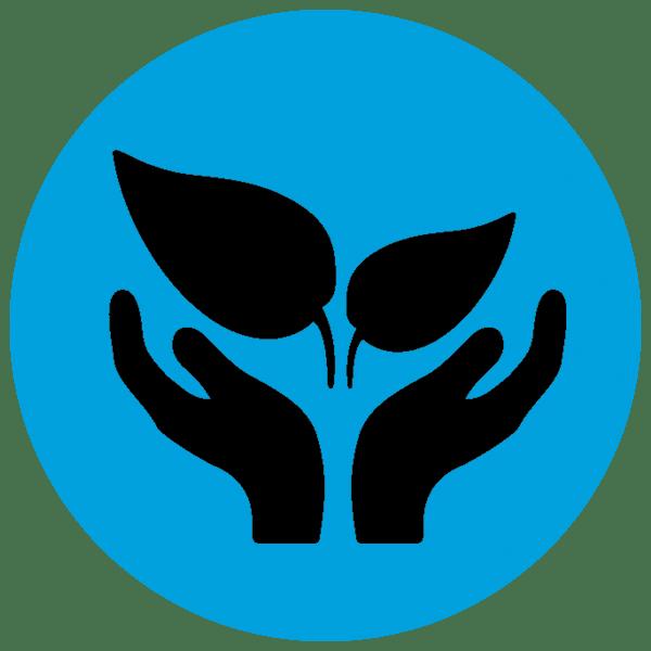 blue envrio services icon