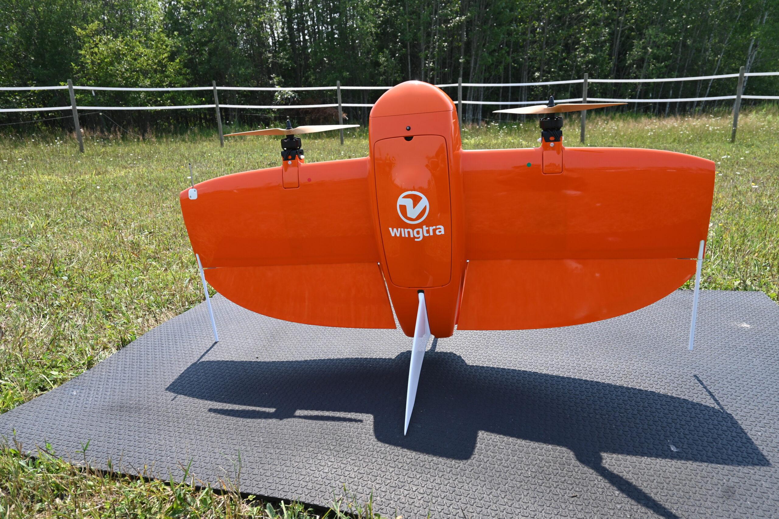 Four Rivers Drone Program Launch!