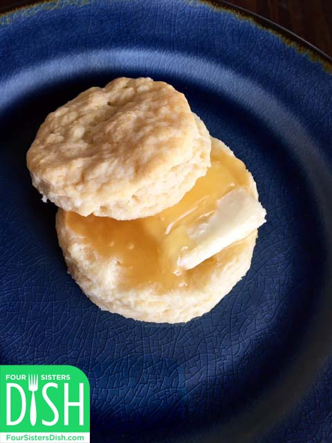 Mama's Flaky Cream Biscuits