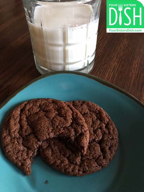 Chewy Chocolate Cookies