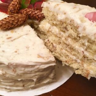 Mama's Italian Cream Cake