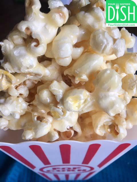 Soft Caramel Popcorn