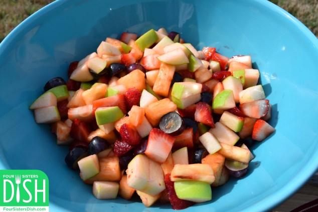 Limeade Fruit Salad