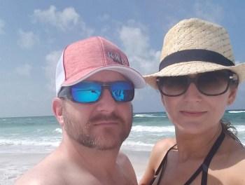 BeachSelfie