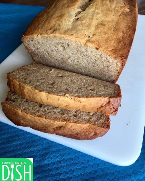 Gold Standard Banana Bread