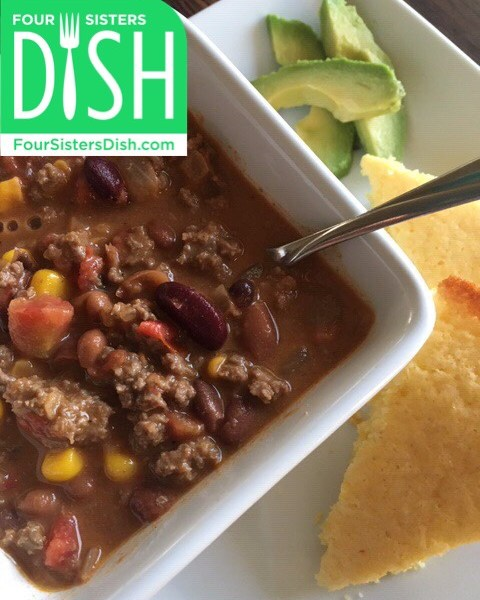 The Best Taco Soup