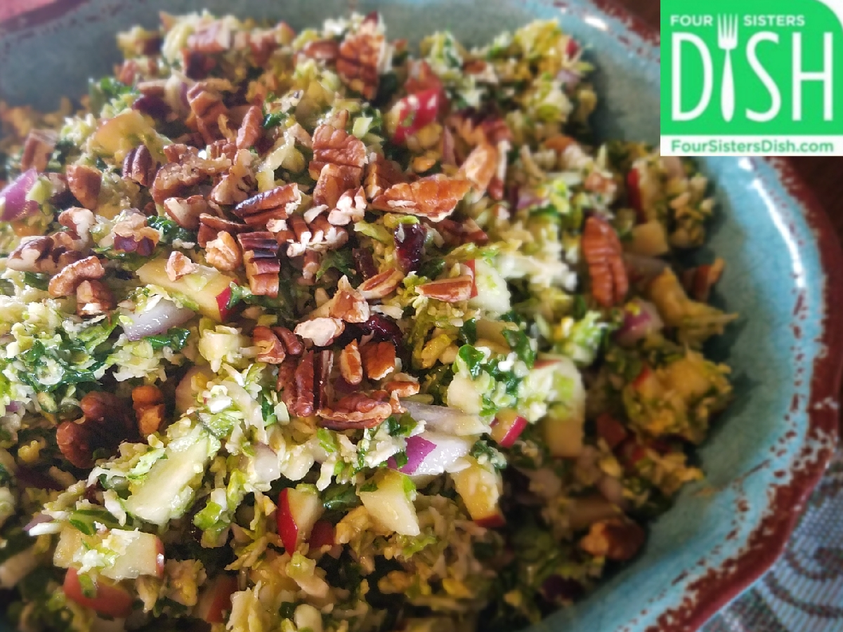 Old Country Store Brussels & Kale Slaw